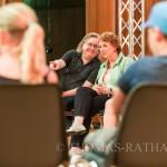 Tipp für die Veranstaltungs-Fotografie: Achten Sie auch auf das Publikum