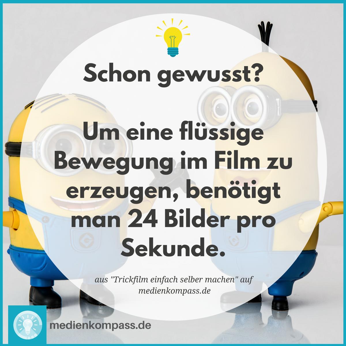 Trickfilm einfach selber machen | medienkompass.de