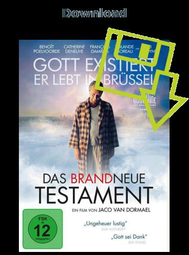 """Zum Download von """"Das brandneue Testament"""" (nur für angemeldete Kunden)"""