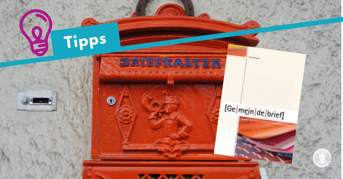 Gemeindebrief gestalten - Tipps für die Titelseite