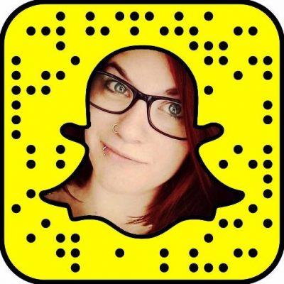 Snapchat Code von Nadja Golitschek