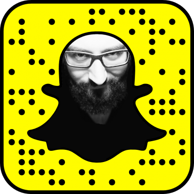 Snapchat-Code von Jens Schmitt