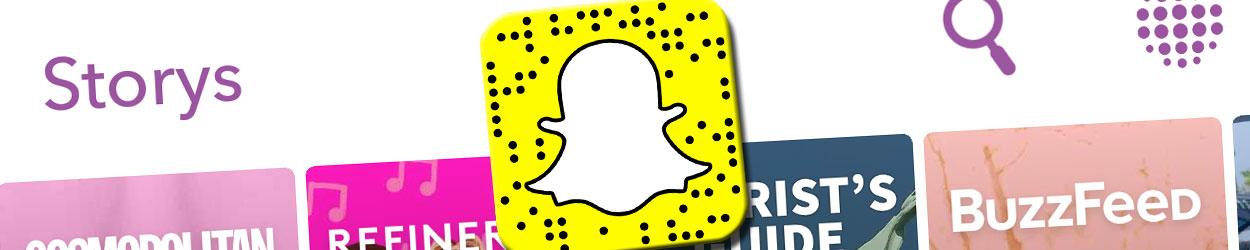 Snapchat-Code: Was ist Snapchat? Wie nutzt man Snapchat. Jens Schmitt klärt auf