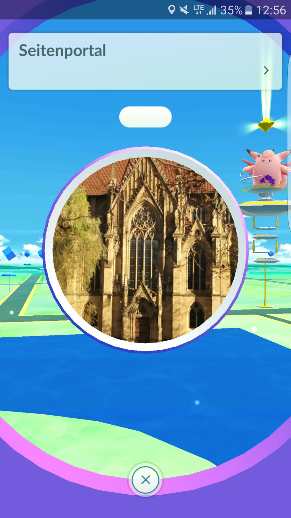 Pokémon Go: Kirchen sind als PokésStop ein beliebtes Ziel der Pokémon-Jäger