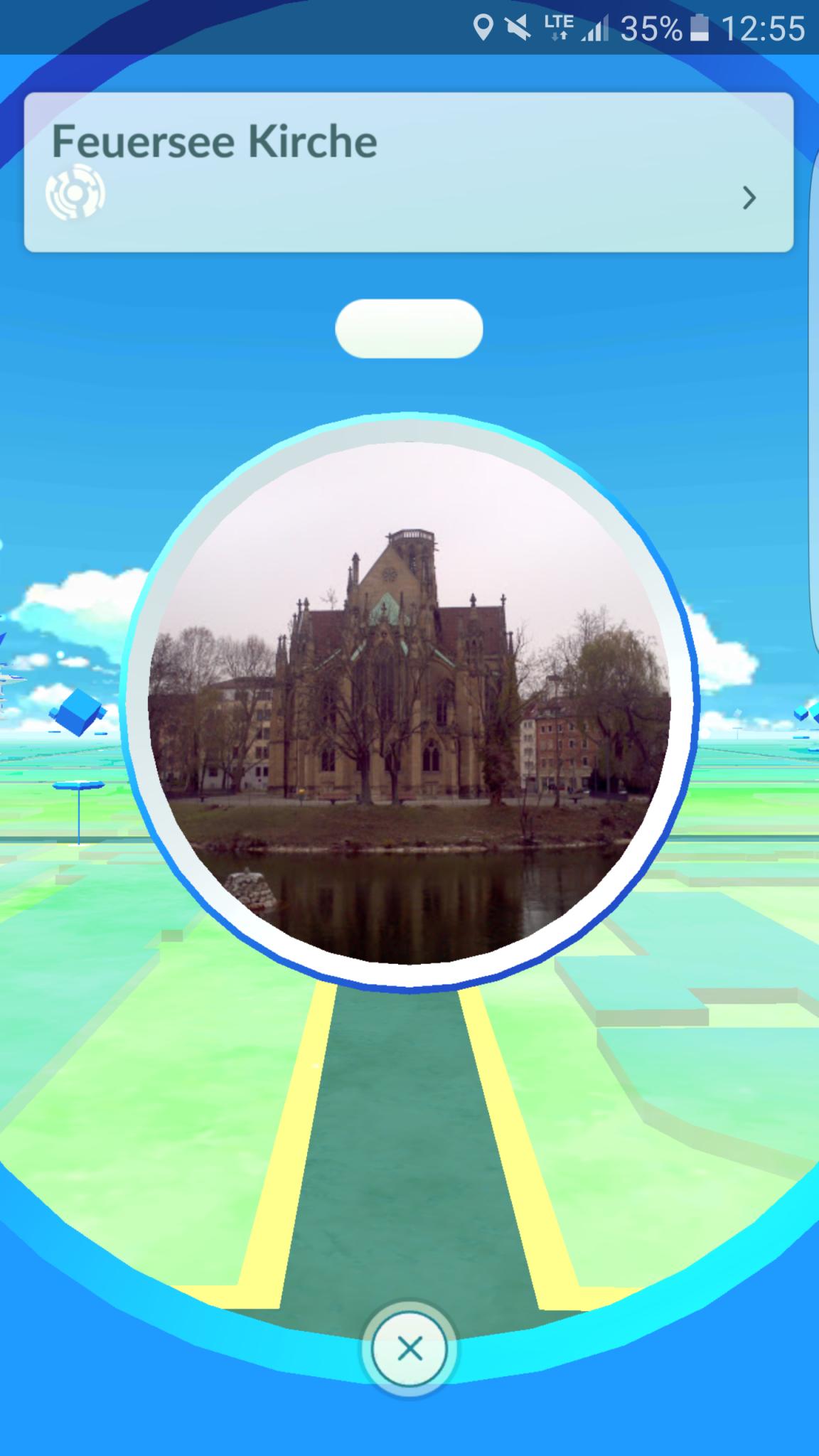 Pokémon Go: Kirchen bieten sich als markante Punkte besonders als Pokéstops an