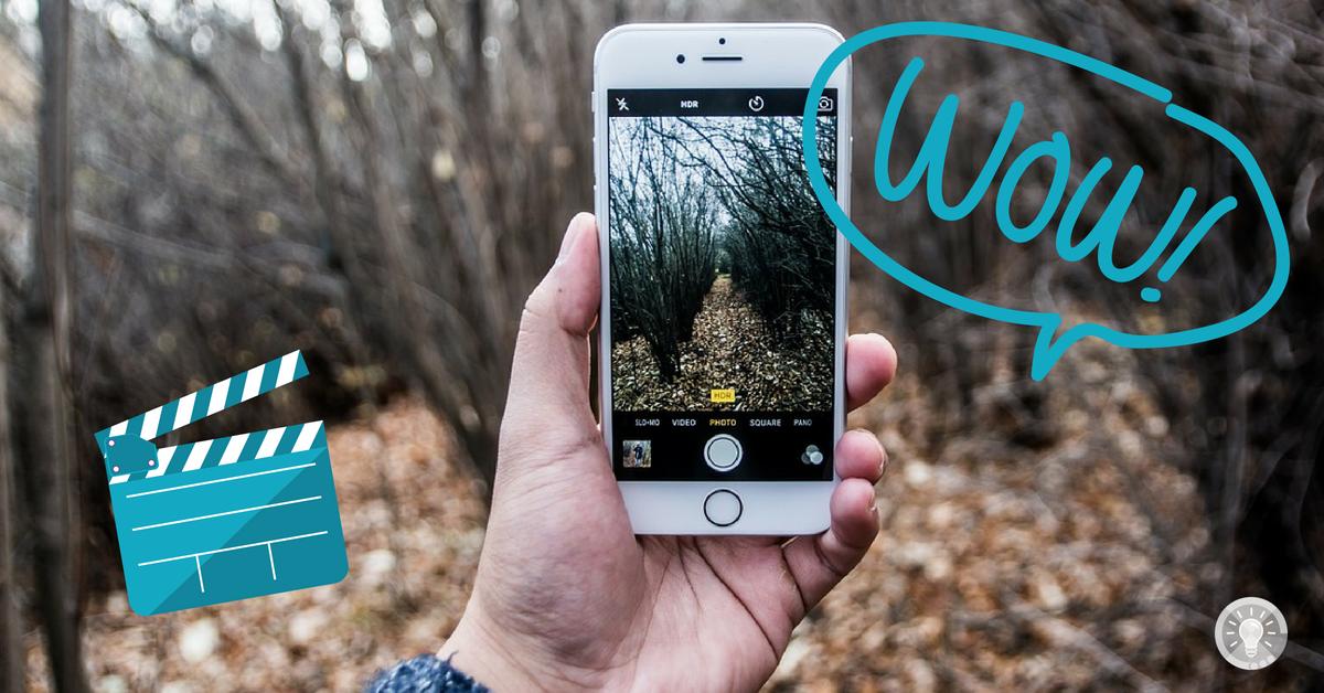 Mit den App-Vorschlägen im Artikel gelingen abwechslungsreiche Smartphone-Videos.
