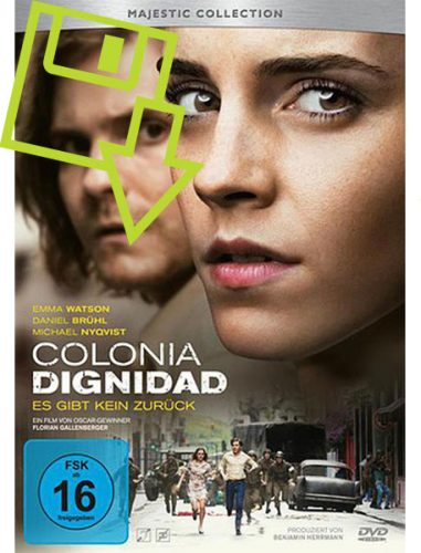 Das Film-Drama Colonia Dignidad zum Download