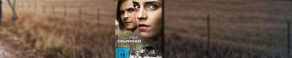 Der Film Colondia Dignidad handelt von einer deutschen Sekte in Chile