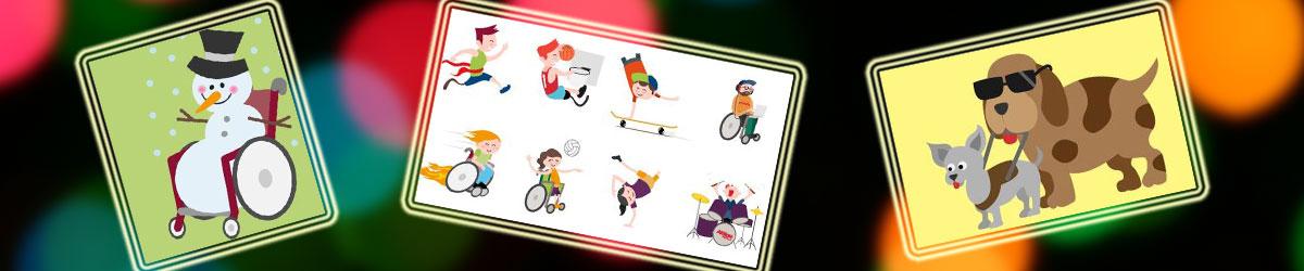 Inklumojis der Aktion Mensch mit dem WhatsApp Messenger versenden: Mit den inklusiven Emojis werden Gebärdesprache, Paralymics oder Gehhilfen auch auf dem Handy thematisiert