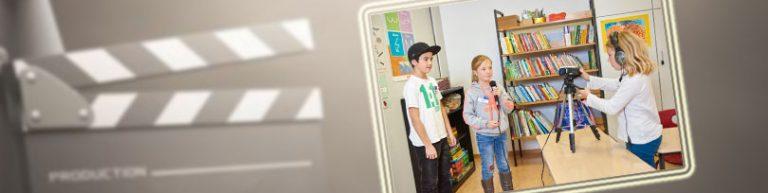 Blog für die Medienarbeit: Kinder sollten filmen lernen