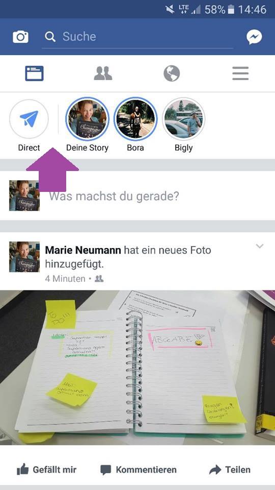 Weihnachtsbilder Facebook Posten.3 Facebook Funktionen Die Sie Noch Nicht Kennen Medienkompass De