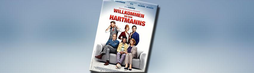 Filmtipp und DVD-Verleih für die Medienarbeit: Willkommen bei den Hartmanns
