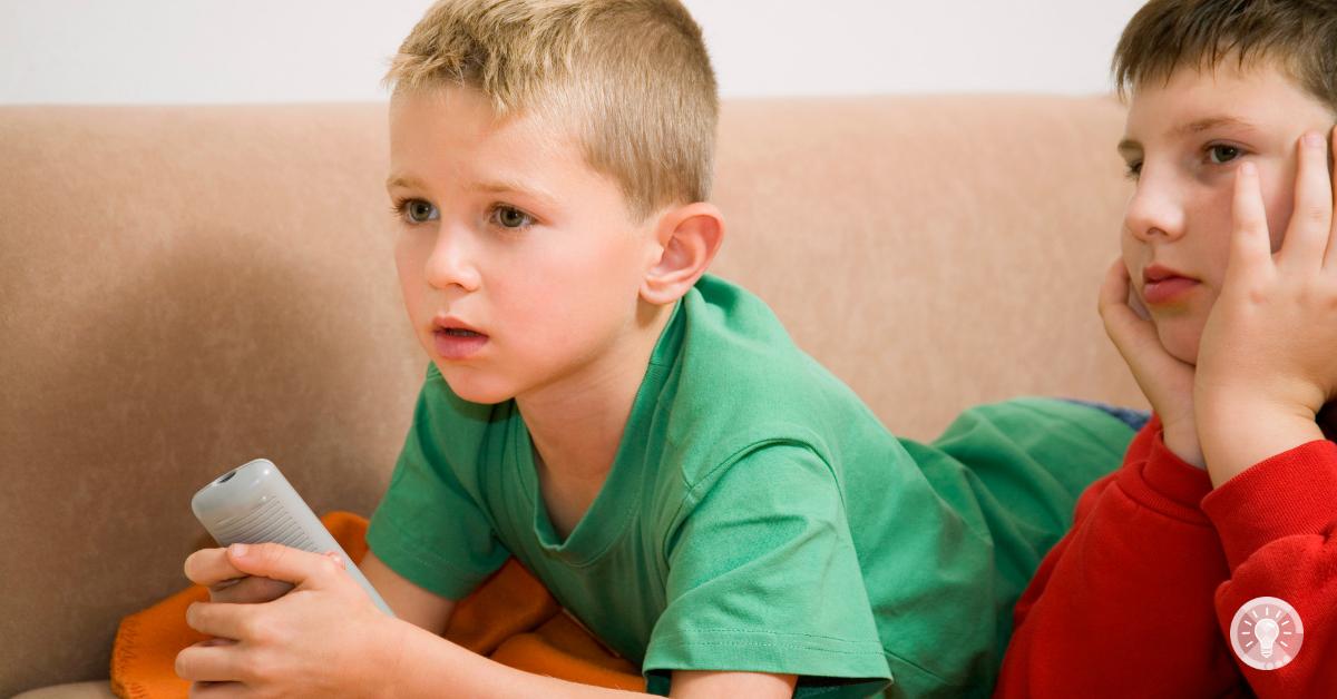 Wie Kinder Filme sehen(1)