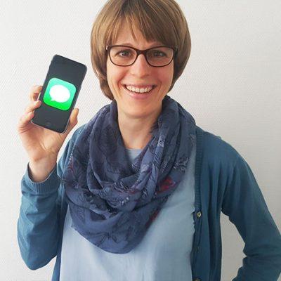 WhatsApp Alternative Erfahrungsbericht: iMessage