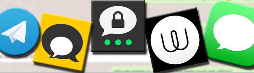 Tipps für die Medienarbeit: Alternative Messenger im Test und im Vergleich zu WhatsApp