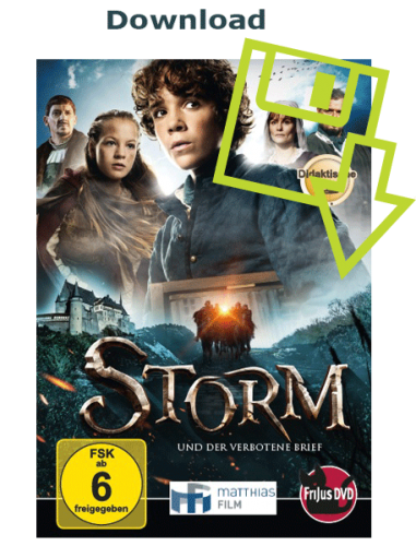Download des Films Storm und der verbotene Brief