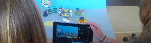 Tipps für die Medienarbeit: LegoMovie und iStopMotion, zwei Trickfilm-Apps im Vergleich