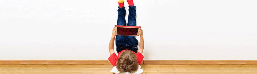 Tipps für ein sicheren Umgang von Kindern beim Surfen im Internet