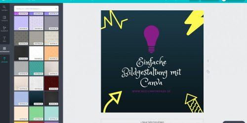 Anleitung für Canva: Eigene Folien mit dem kostenlosen Grafikprogramm Canva entwerfen