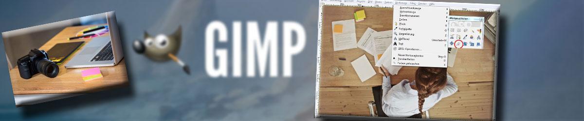 Blog für die Medienarbeit: Bilder bearbeiten mit Gimp