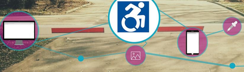 medienkompass-Tipp: Die Website barrierefrei gestalten, so dass sich Menschen mit und ohne Behinderung gut darin zurecht finden