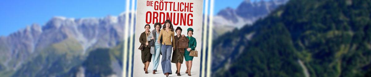 """Blog für die Medienarbeit: Film-Tipp """"Die göttliche Ordnung"""" über das Frauenwahlrecht in der Schweiz"""