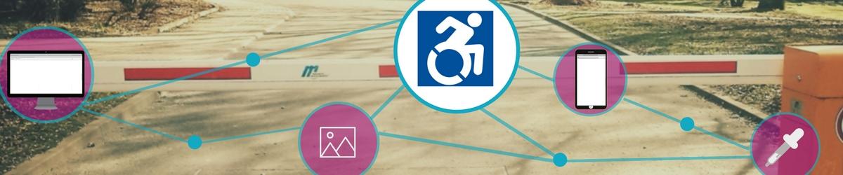 Barrierefreiheit auf einer Website: Websites barrierefrei zu gestalten hilft Menschen mit Behinderung, älteren Leuten und auch allen anderen Website-Besuchern, sich auf der Website zurechzufinden