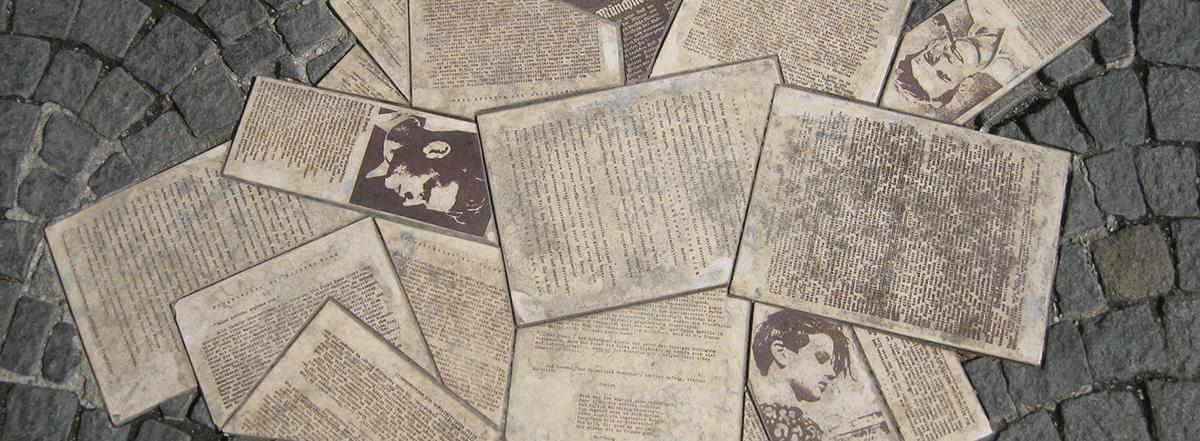 Spielfilme, kurze Filme im Literatur über die Widerstandsgruppe Weiße Rose um Hans und Sophie Scholl
