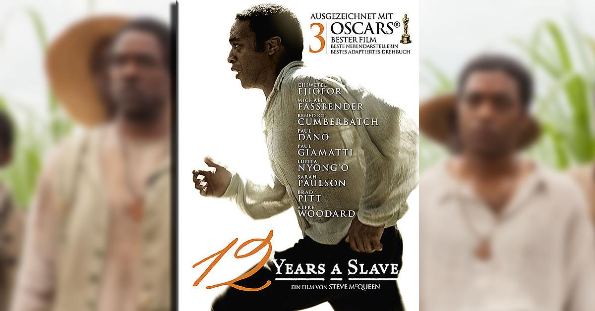 Film-Tipp und Verleih: 12 years a slave