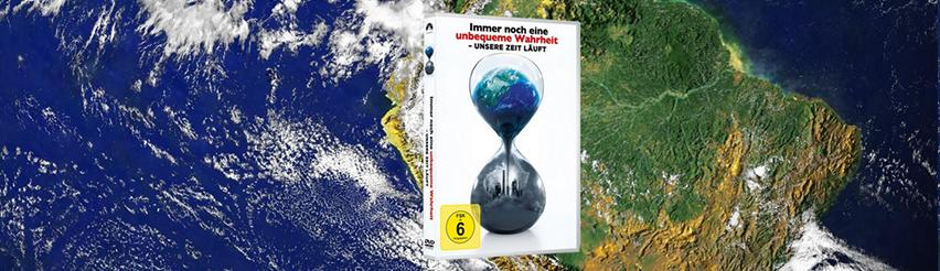 Film-Tipp, Download und Verleih: Eine immer noch unbequeme Wahrheit, Dokumentarfilm von Al Gore