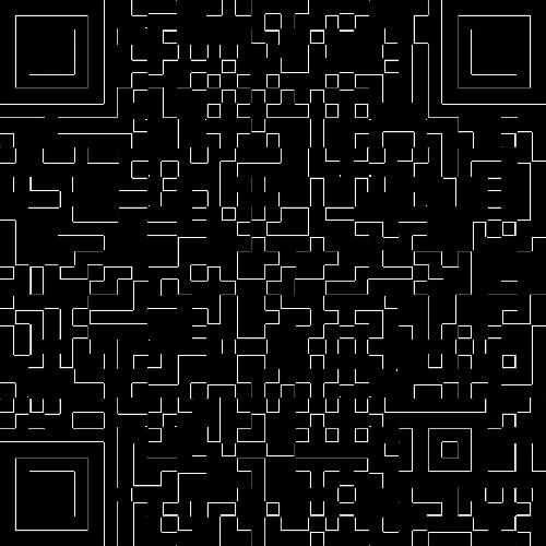 QR-Code: In QR-Codes sind unterschiedliche Informationen enthalten.