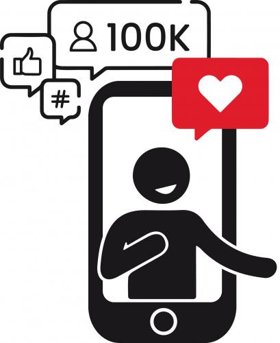 Wie beeinflussen Influencer Kinder und Jugendliche und wie können wir sie in die soziale Netzwelt begleiten?