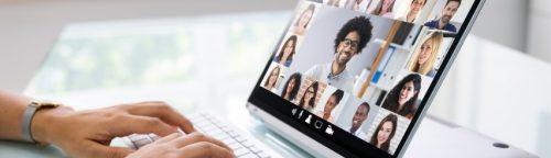 Videokonferenz abhalten