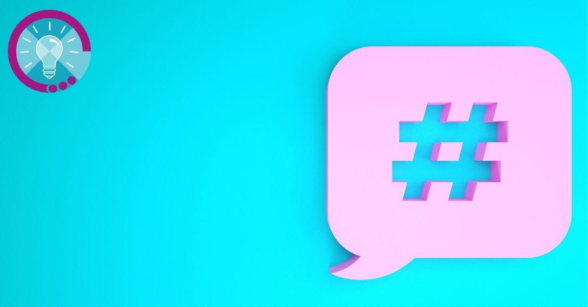 Hashtag Header