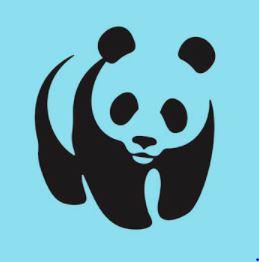WWF Logo Fisch
