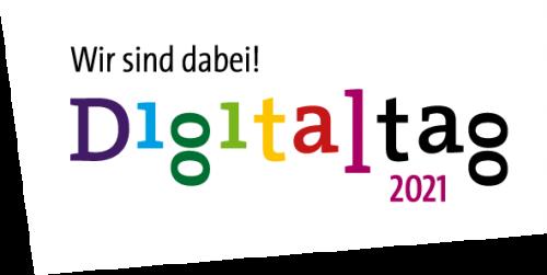 Wir sind dabei - Digitaltag 2021