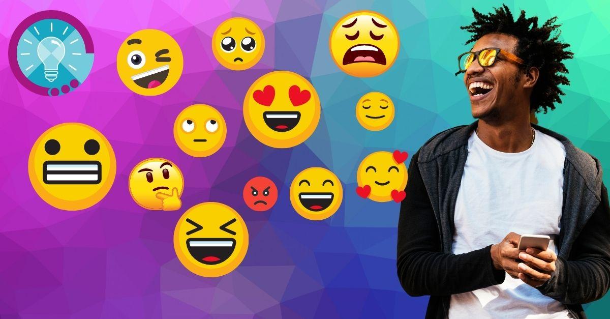 Dich bedeutet welches liebe emoji ich Liebe Dich